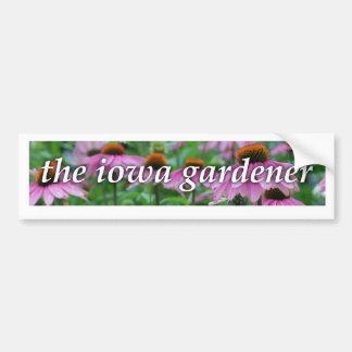 la pegatina para el parachoques del jardinero de I Pegatina Para Auto