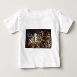 La pelea de Oberon y del Titania T-shirt