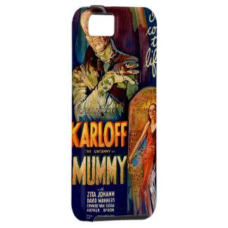 La película de la momia 1932 iPhone 5 fundas
