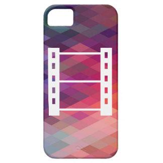 La película rebobina mínimo iPhone 5 carcasas