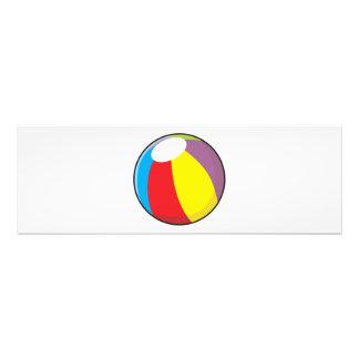 La pelota de playa plástica inflable de encargo impresión fotográfica