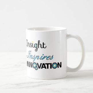 La penetración inspira la innovación taza