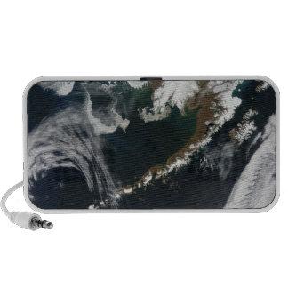 La península de Alaska y las islas Aleutian iPod Altavoz