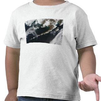 La península de Alaska y las islas Aleutian Camiseta