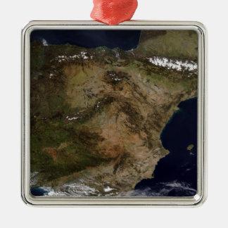 La península ibérica ornatos