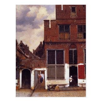 La pequeña calle tarjetas postales