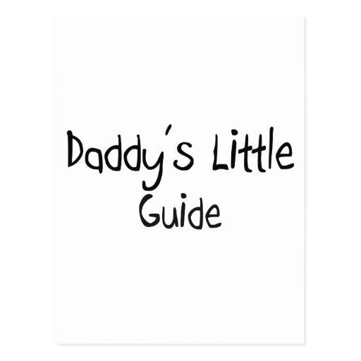 La pequeña guía del papá postal