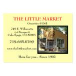 La pequeña imagen 2 del mercado plantilla de tarjeta de visita
