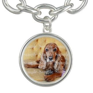 La pérdida conmemorativa del mascota de la foto pulseras