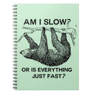 ¿La pereza es yo se reduce? Cuadernos