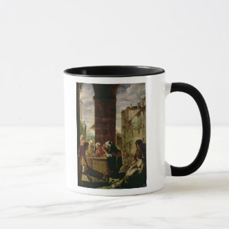 La perla gloriosa taza