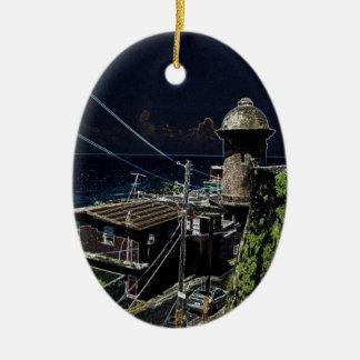 La Perla, Old San Juan Ornament