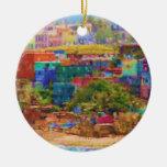 La Perla, ornamento de San Juan, Puerto Rico Ornamento De Reyes Magos