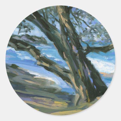 La Perouse Bay Classic Round Sticker