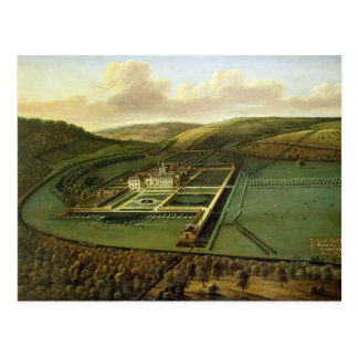 La perspectiva suroriental del Hampton Court, Postales