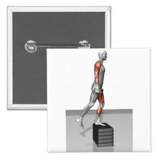 La pesa de gimnasia intensifica 4 pin