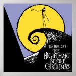 La pesadilla de Tim Burton antes del navidad Poster