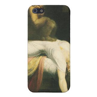 La pesadilla, Henry Fuseli iPhone 5 Cárcasas