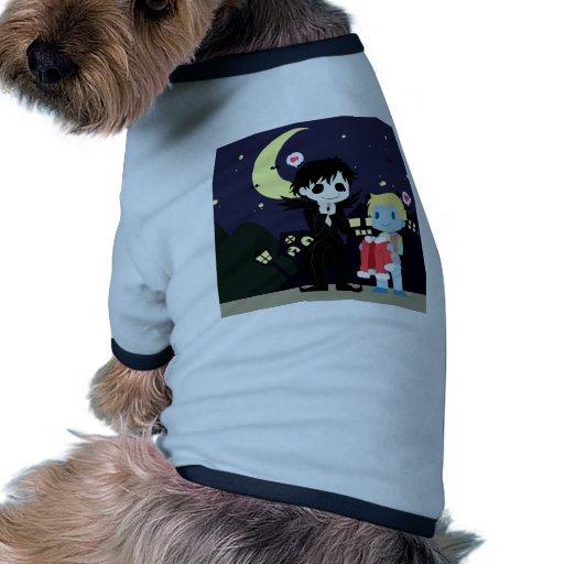 La pesadilla ropa perro