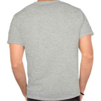 La pesca comprueba la camiseta ligera divertida pa playeras