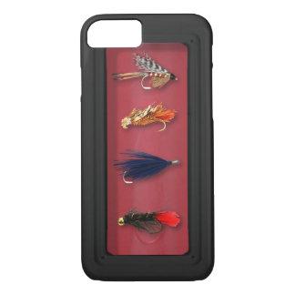 La pesca con mosca vuela funda iPhone 7