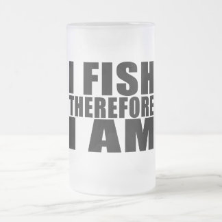 La pesca divertida cita chistes que I me pesca por Tazas