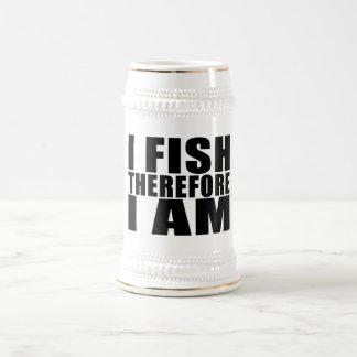 La pesca divertida cita chistes que I me pesca por Taza De Café