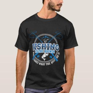 La pesca es la respuesta que cuida lo que la playera