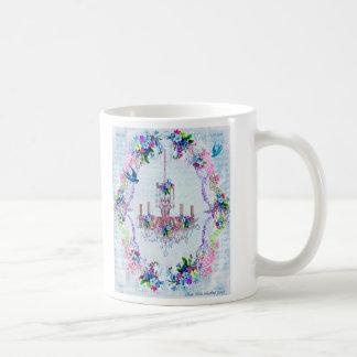 La Petite Chandelier Bella Bella Studios Coffee Mug