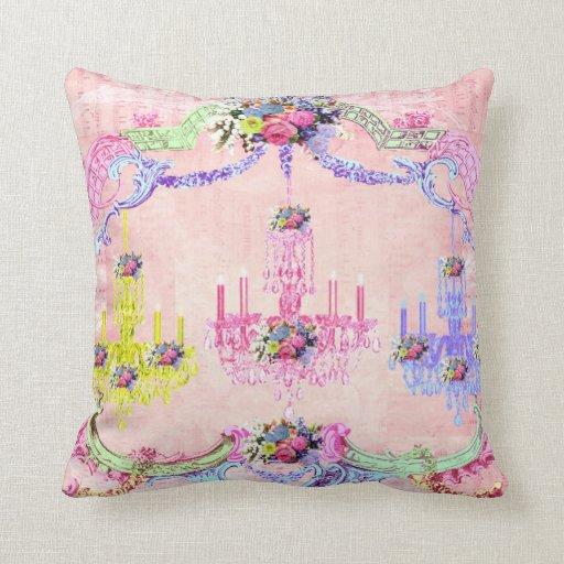 La Petite Chandelier Pillows