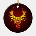 La Phoenix ardiente Ornamento De Reyes Magos