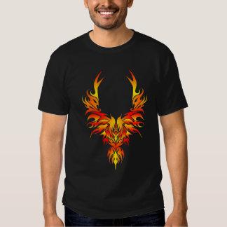 La Phoenix ardiente Poleras