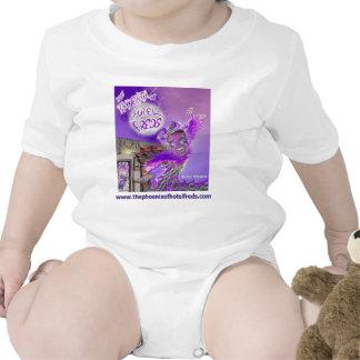 La Phoenix del bebé de la cubierta de la ropa de F Camiseta