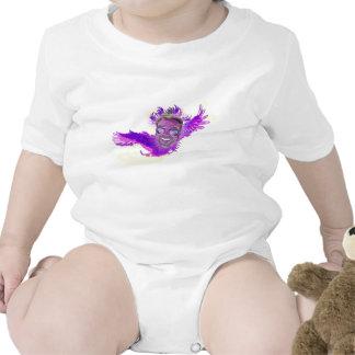 La Phoenix del bebé del pájaro de la ropa de Freds Camisetas