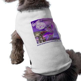La Phoenix del perro de la cubierta de la ropa de Camiseta De Perro