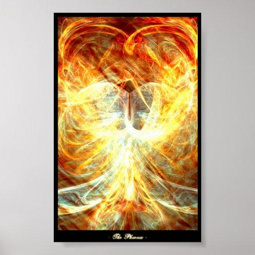 La Phoenix Póster