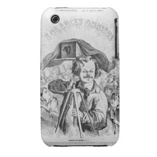 'La Photographie, Nadar (1820-1910) le grand (!!!. Case-Mate iPhone 3 Case