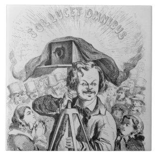 'La Photographie, Nadar (1820-1910) le grand (!!!. Ceramic Tile