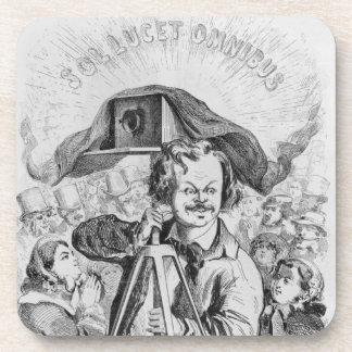 'La Photographie, Nadar (1820-1910) le grand (!!!. Drink Coaster