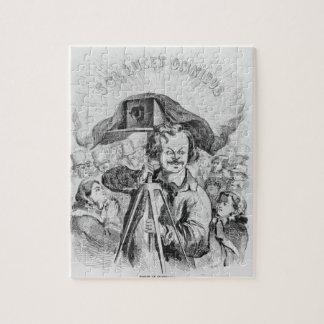 'La Photographie, Nadar (1820-1910) le grand (!!!. Jigsaw Puzzle