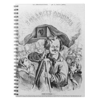 'La Photographie, Nadar (1820-1910) le grand (!!!. Notebook