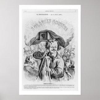 'La Photographie, Nadar (1820-1910) le grand (!!!. Poster