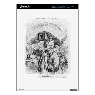 'La Photographie, Nadar (1820-1910) le grand (!!!. Skins For iPad 3