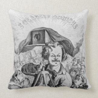 'La Photographie, Nadar (1820-1910) le grand (!!!. Throw Pillow