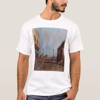 'La Piazetta Verso L'Isola san Giorgi' T-Shirt