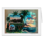 LA & Picturesque Vicinity Greeting Card
