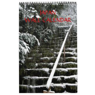 La piedra camina calendario