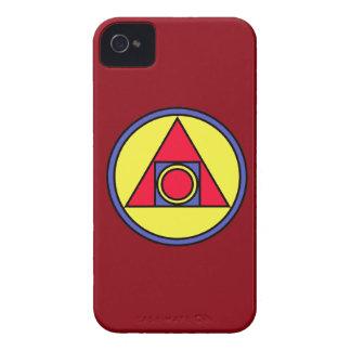 la piedra del filósofo funda para iPhone 4 de Case-Mate