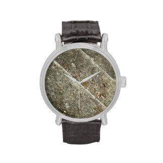 La piedra hace tabletas la frecuencia intermedia relojes de mano