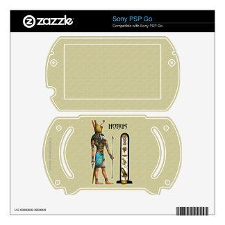La piel de Horus para Sony PSP va Calcomanía Para Sony PSP Go